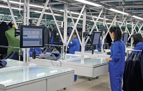 纺织行业解决方案