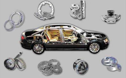 汽车配件ERP